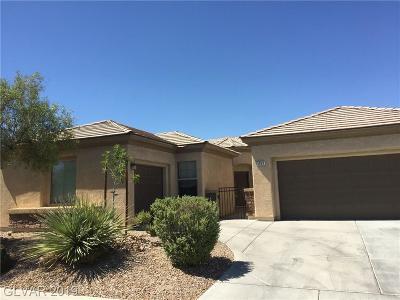 Las Vegas Single Family Home For Sale: 5890 Grossman Court