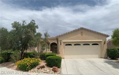 Las Vegas Single Family Home For Sale: 4418 Palloni Court