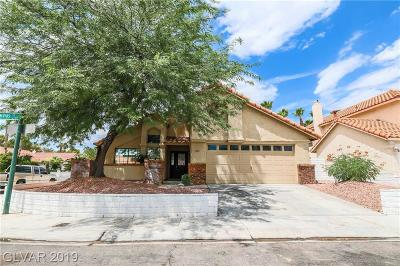 Single Family Home For Sale: 2729 Eagle Springs Court