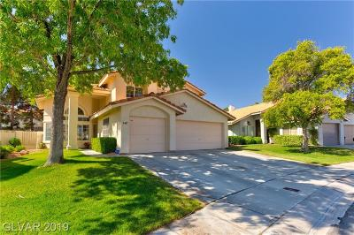 Single Family Home Under Contract - No Show: 8405 Justine Court