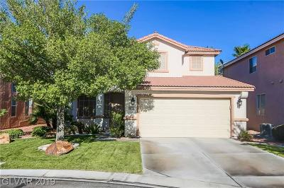 Single Family Home Under Contract - No Show: 3732 Robert McGuire Court
