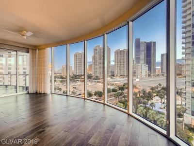 Las Vegas NV High Rise For Sale: $569,000