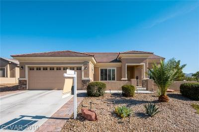 North Las Vegas Single Family Home For Sale: 3604 Crested Cardinal Drive