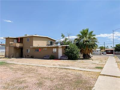 Las Vegas Multi Family Home Under Contract - No Show: 200 23rd Street