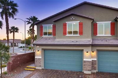 North Las Vegas NV Single Family Home Under Contract - No Show: $281,990