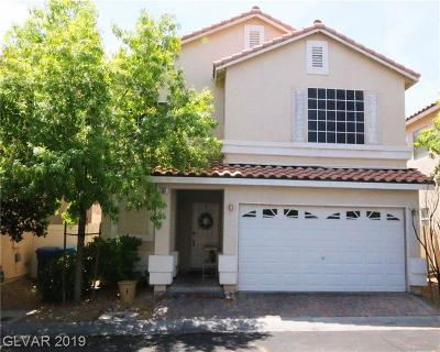 Las Vegas NV Single Family Home For Sale: $269,999