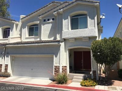 Condo/Townhouse Under Contract - No Show: 2418 Encouraging Court