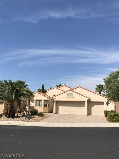 Henderson NV Single Family Home For Sale: $415,000