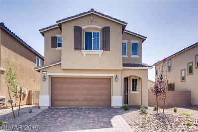 North Las Vegas NV Single Family Home Under Contract - No Show: $315,807