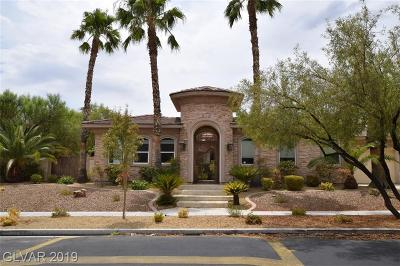 Single Family Home For Sale: 9273 Tournament Canyon Drive