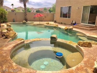 Las Vegas Single Family Home Under Contract - Show: 5978 Early Grace Street