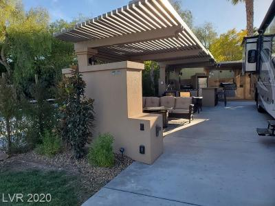 Las Vegas Residential Lots & Land For Sale: 8175 Arville Street #60