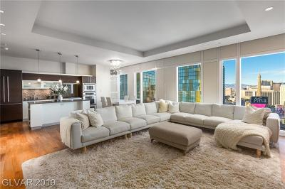 Resort Condo At Luxury Buildin High Rise For Sale: 3750 South Las Vegas Boulevard #2606