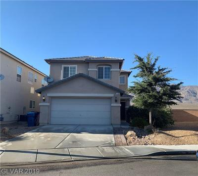 Single Family Home Under Contract - No Show: 5108 Fireside Ranch Avenue