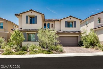Single Family Home For Sale: 12027 Portamento Court