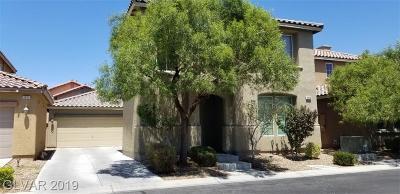 Single Family Home For Sale: 3336 Umbria Gardens Avenue