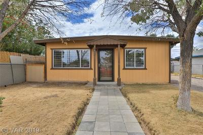 HENDERSON Single Family Home For Sale: 1805 Evelyn Avenue