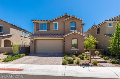 Single Family Home For Sale: 440 Trevinca Street