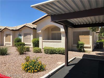 Centennial Hills Condo/Townhouse Under Contract - No Show: 7250 White Dove Drive #103