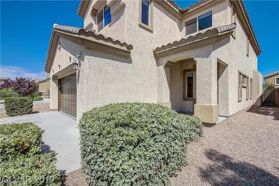 Las Vegas Single Family Home For Sale: 190 Tall Ruff Drive