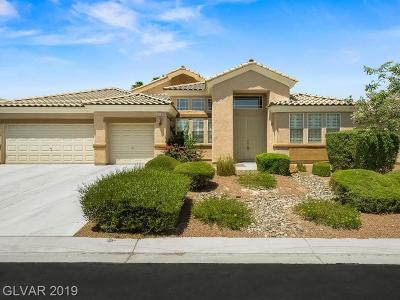 North Las Vegas Single Family Home Under Contract - Show: 3108 Tanagrine Drive