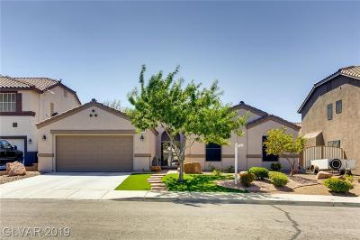 Henderson Single Family Home For Sale: 1083 Outlook Court