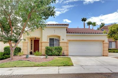 Single Family Home Under Contract - No Show: 10125 Pinnacle View Place