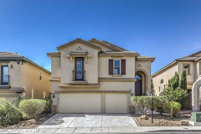 Las Vegas Single Family Home Under Contract - Show: 9065 Rusty Rifle Avenue