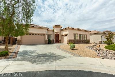Henderson Single Family Home For Sale: 1167 El Nido Court