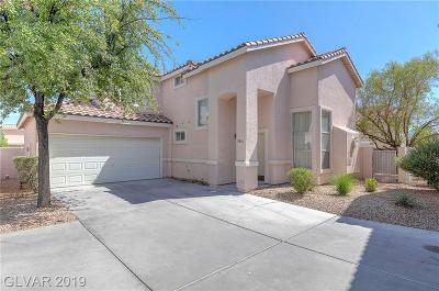 Henderson Single Family Home For Sale: 2446 Cliffwood Drive