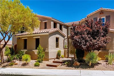 Clark County Single Family Home For Sale: 7547 Salvadora Place