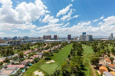 Regency Towers Amd High Rise For Sale: 3111 Bel Air Drive #19E