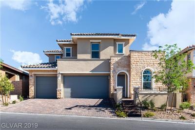 Single Family Home For Sale: 11834 Albissola Avenue
