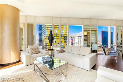 Resort Condo At Luxury Buildin High Rise For Sale: 3750 Las Vegas Boulevard #2407