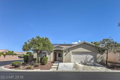Las Vegas NV Single Family Home For Sale: $366,000