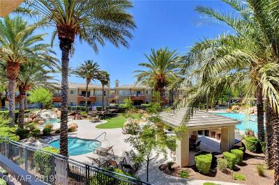 Las Vegas NV Condo/Townhouse For Sale: $318,500