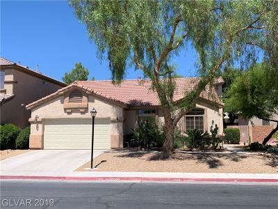 Single Family Home Under Contract - No Show: 7527 Trickling Wash Drive