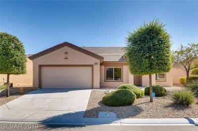 North Las Vegas Single Family Home For Sale: 3303 Kookaburra Way