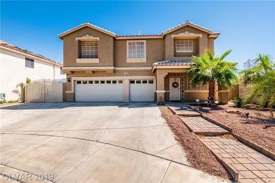 Single Family Home For Sale: 258 Far Away Street