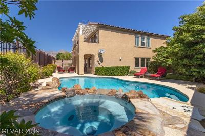 Single Family Home For Sale: 857 Colina Alta Place
