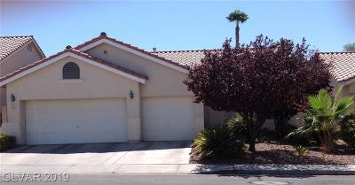 Henderson Single Family Home For Sale: 1956 Kachina Mountain Drive