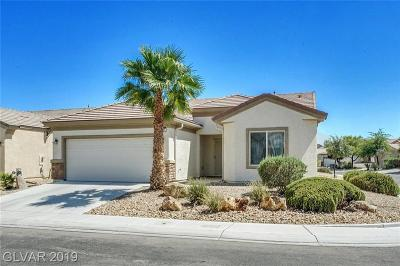 North Las Vegas Single Family Home For Sale: 2325 Carrier Dove Way