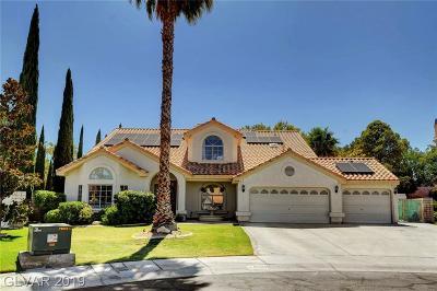 Single Family Home For Sale: 9609 Bottle Creek Lane