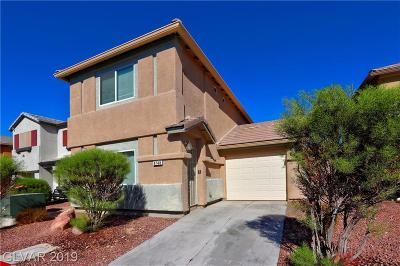 Clark County Single Family Home For Sale: 4748 Pinon Pointe Road