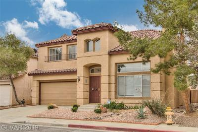 Henderson Single Family Home For Sale: 2611 Summerview Place