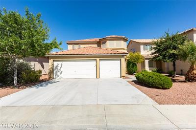 Las Vegas Single Family Home Under Contract - No Show: 5532 Sterling Valley Court