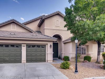 Centennial Hills Single Family Home For Sale: 6016 Rabbit Track Street