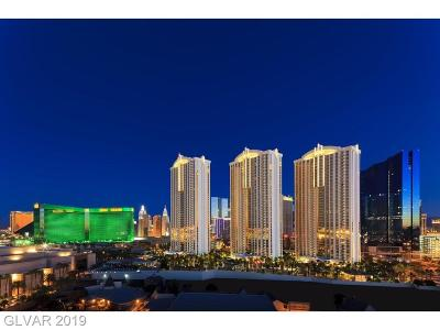 Las Vegas NV High Rise For Sale: $274,000