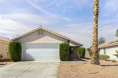 North Las Vegas Single Family Home For Sale: 626 Ana Raquel Avenue