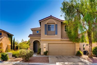 Rhodes Ranch Single Family Home Under Contract - No Show: 5810 Bright Sapphire Court